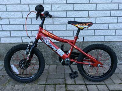 "Laste jalgratas Extreme 16"" rehv"