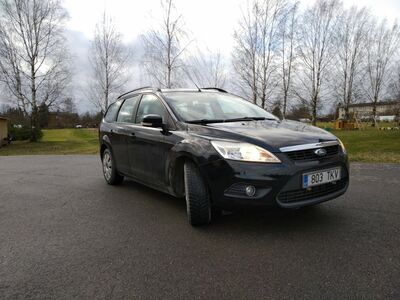 Ford Focus 2.0 TDCI 100kW, 2008