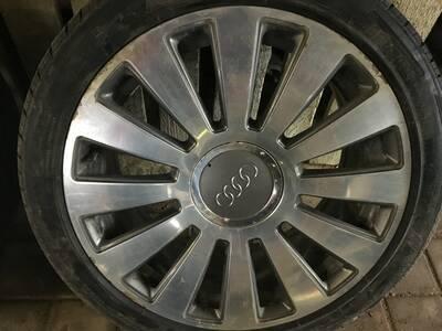 """Audi originaal valuveljed 19"""""""