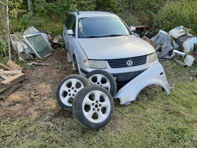 VW Passat 1.9 81kw -97