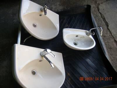 Kraanikausid, põrandaplaadid