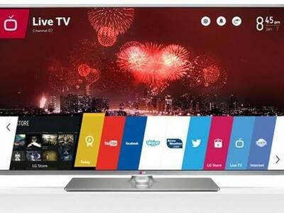 Teler Lg 55 tolli.3D. Smart tv. Web Oz 2. Wifi.