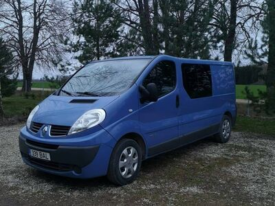 Reanult Trafic long 2.0 84 kW 2007