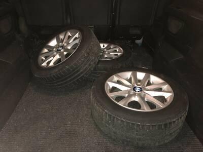 "BMW E36 veljed+rehvid 16"""