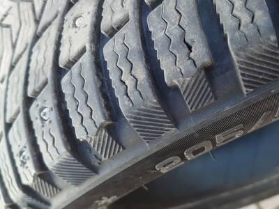 Naastrehvid Michelin X-Ice North 3