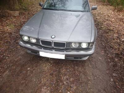 BMW 730i V8 E32 93.a Varuosadena
