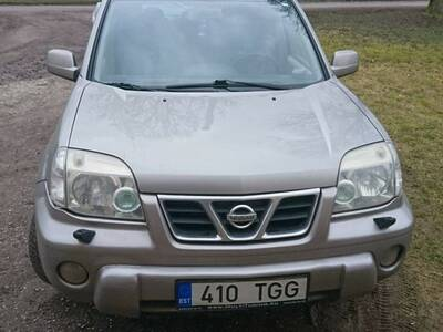 Nissan X-Trail 2.2 turbo diisel