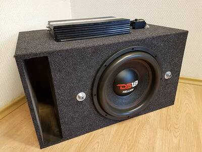 Ds18 2500w rms