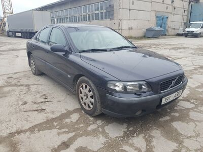 Volvo s60 2002 2.4 125kW bens manual