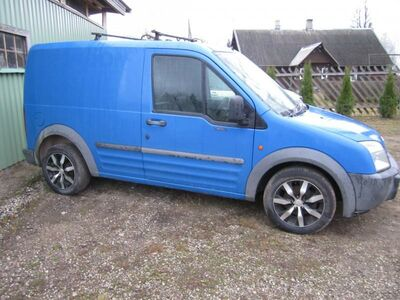 Ford Transit 1,8 D, 66 kw, 2005