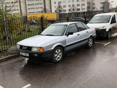 Audi 80 1.8 bens