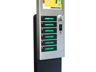 Nutiseadmete laadimisautomaat