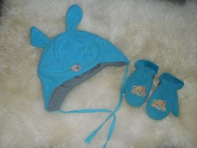 Huppa k/s müts+kindad