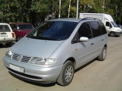 Ostan Volkswagen Sharani, Ford Galaxy