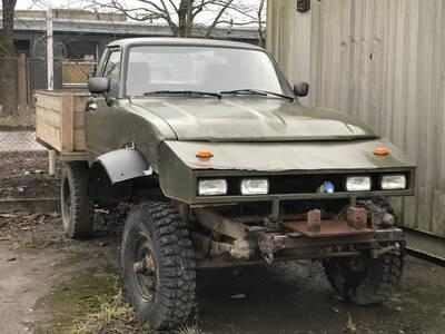 Toyota Uaz Off - Road