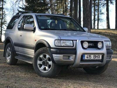 Opel Frontera Sport 2.2 85kW