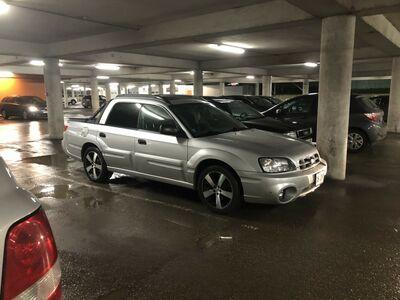 Subaru Baja