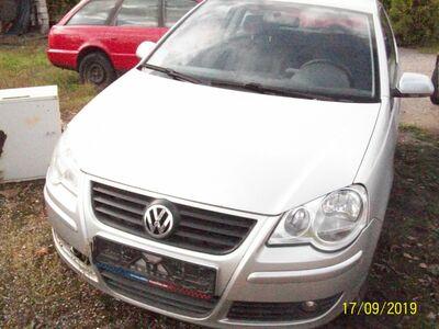 VW POLO 2006a 1.4d VARUOSADEKS