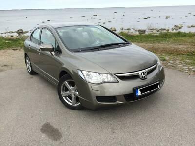 Autorent - Honda Civic (autom.)