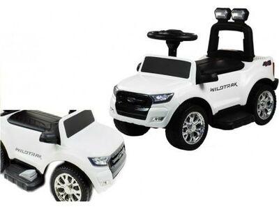 Uus laste elektriauto Ford ranger wildtrak valge