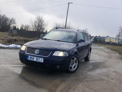 Volkswagen Passat 1.9 74 kW 2005 a