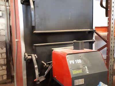 Pelleti katel 100 KW