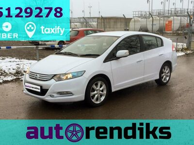 Honda Insight hübriid Taxify-Uber-Taxigo