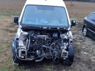 Ford Transit/Tourneo Connect 1,8d 55kw 2003a