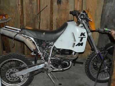 KTM 600 1995