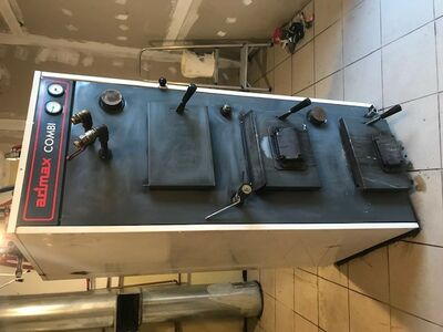 KOMBIKATEL ARIMAX COMBI lisadega (pump + boiler jm