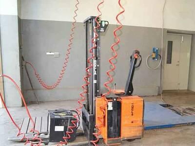 Elektrivirnastaja / Tõstuk Rocla