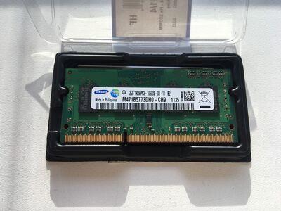 DDR3 2gb mälu