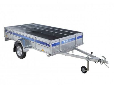 Tiki Treiler CP300-LH 3.00x1.5m 750kg