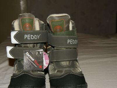 Uued Peddy's talvesaapad nr 30
