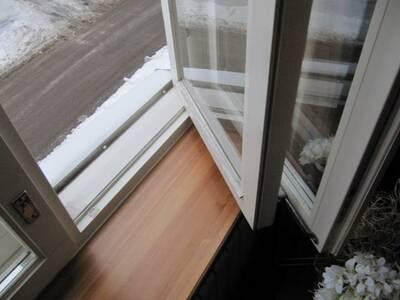 Puidust aknad, uksed, trepid