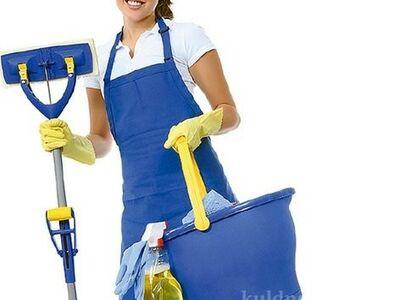 2 kohta-  lisatööd koristajale