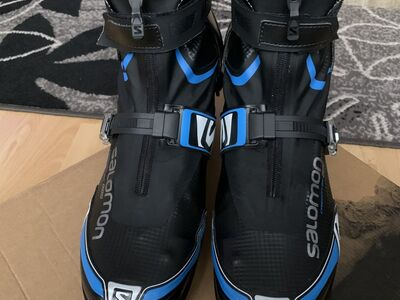 Salomon Carbon Skate Lab suusasaapad