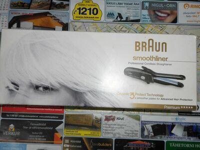 BRAUN SMOOTHLINER/PROFESSIONAL