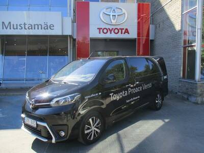 Toyota ProAce VERSO EXECUTIVE Long Double side door