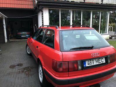 Audi 80 1,9TDI b4