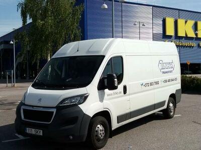 IKEAST mööbli tellimine ja transport üle Eesti
