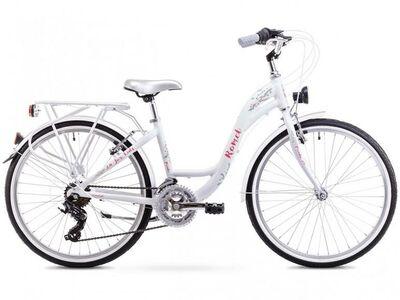 Uus 24'' tüdrukute jalgratas Arkus&Romet, 8-12 a