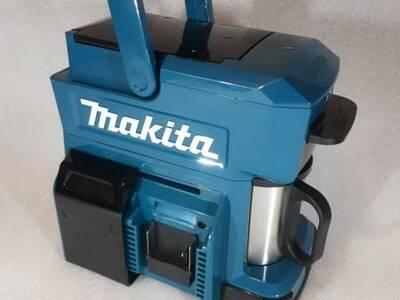 Makita DCM501Z kohvimasin (18V ja 10,8V )