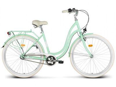 Uus naiste jalgratas Arkus&Romet, 28'', 3 käiku