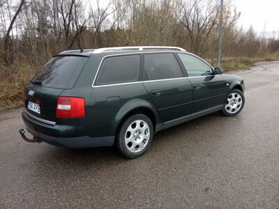Audi A6 osadeks