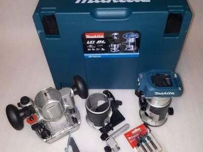 Makita DRT50ZJX5 18V akufrees komplekt