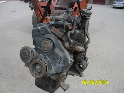 FORD TRANSITI diiselmootor 63 kW 2,5 L.
