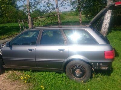 Audi 80 varuosadeks