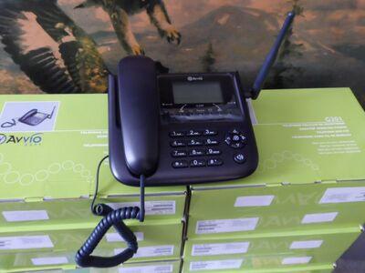1 x AVVIO G201  GSM SIM LAUATELEFON