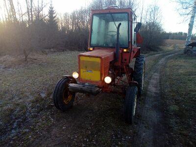 T 25 1992.a Garantiiga traktor 1 aasta!